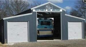 Ferrymead bus museum