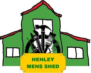Henley The Shed logo